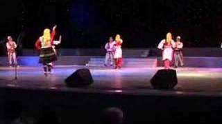 Ansambli Akademik  - Dasem Kosovare (Kazakistan 2006)
