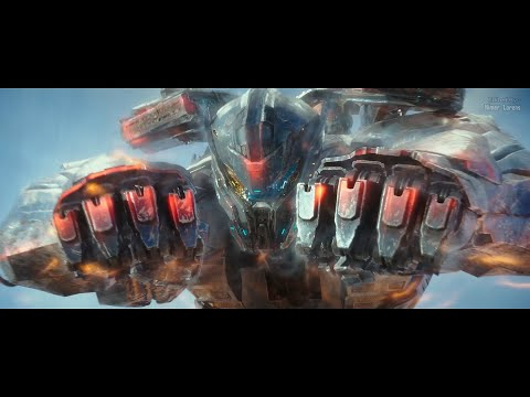 Pacific Rim: Uprising (2018) - Final battle - Part 2 - Only action [4K]