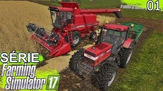 Farming Simulator 2017  Primeira Colheita 01