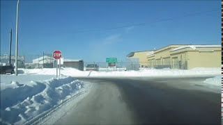 Timmins (ON) Canada  City new picture : Timmins Ontario Canada, Take a ride to the Timmins Airport..