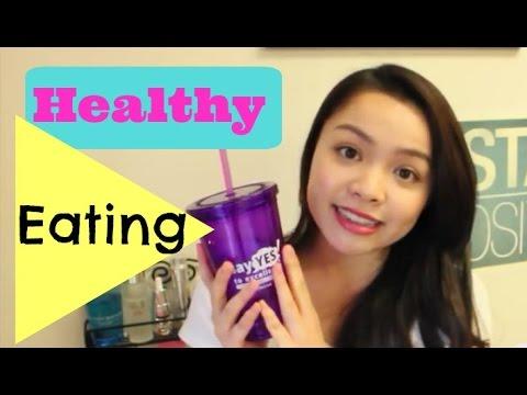 Chế �ộ Ăn Cải Thiện Vóc Dáng - Summer Ready - Healthy Eating | TrinhPham