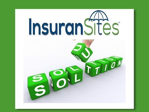 InsuranSites Demo – All in One CRM for Insurance Agents