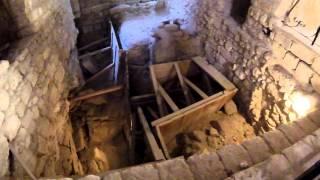 Tour all'interno del Castello Aragonese di Taranto. Video girato con GoPro Hero + a 1080 - 60 fps.