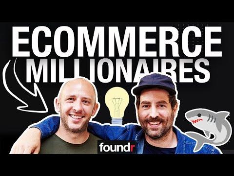 How to Start an $100M Ecommerce Business: Shark Tank, Socks & Daymond John   Bombas Interview