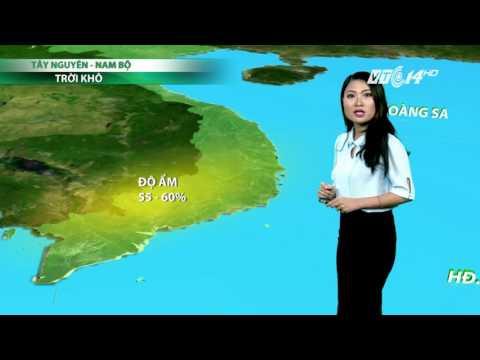 (VTC14)_Thời tiết 6h ngày 21.01.2017