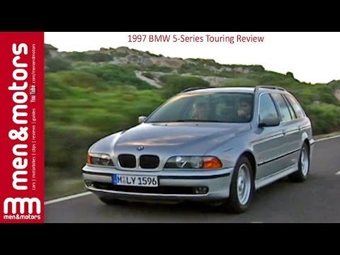 1997 BMW 5-Series Touring Review
