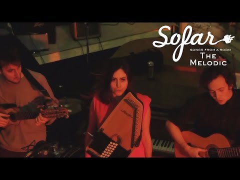 Melodic - (Sofar Sounds London, Show #274) The Melodic performing 