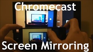 So few people I know actually have a Chromecast or know the full range of things you can do with one. Now that you can very easily cast your phone screen and mirror or replicate it onto your TV, giving a range of additional useful features for individual and group interaction around the big screen, I thought I'd make this quick video to give a range of different examples and ideas for people. Video starts with a quick overview of four or so things you've always been able to do before running through a range of games and other useful big-screen app examples.