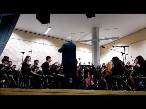Christmas concert Χρηστός Ετέχθη Μεγάλη Ευχή
