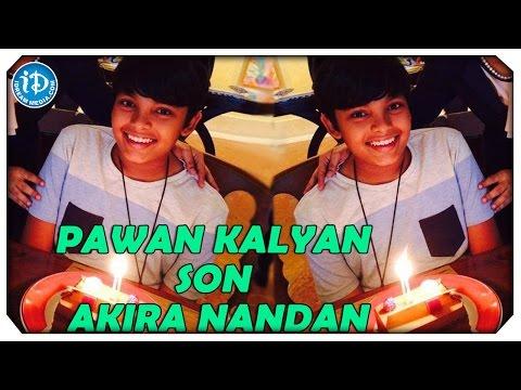 Pawan Kalyans Son Akira Nandan Latest Pics