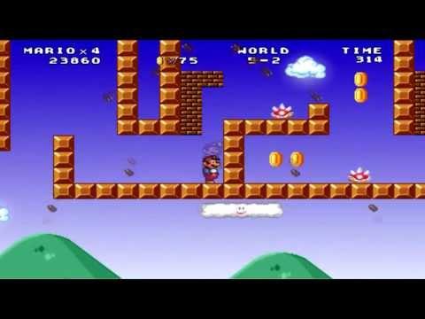 (reUp) Le Périple de M4ijun Mario Forever (pc) 2/4