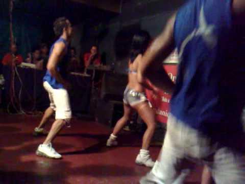 Aerodance Brasil dançando Meiuca em Jaboticatubas 26.10.2008