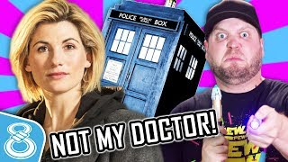 Everybody Hates THE THIRTEENTH DOCTOR WHO Trailer!! You might like the new 13th Doctor Who Teaser, but here are some ...