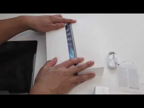 iPad Air Space Gray WiFi & Cellular Unboxing & First Look