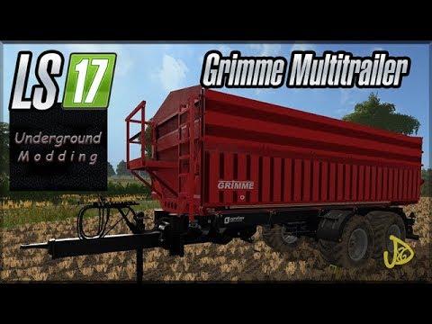 Grimme Multitrailer 190 v1.0.0