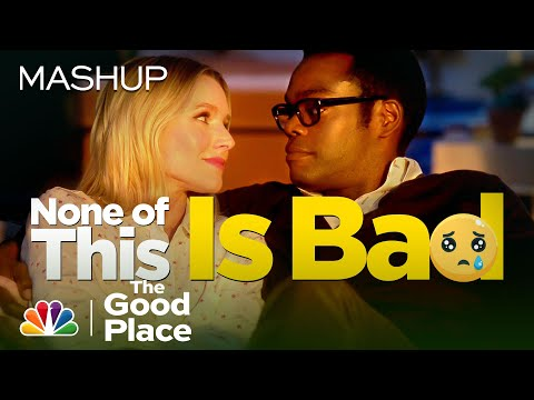 The Best of Eleanor and Chidi - The Good Place