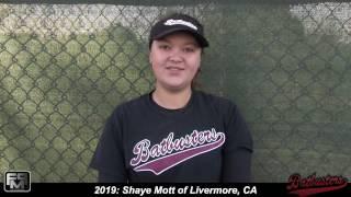 Shaye Mott