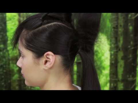 How to Create a Modern Day Chignon ¦ Josh Denholm ¦ Layered