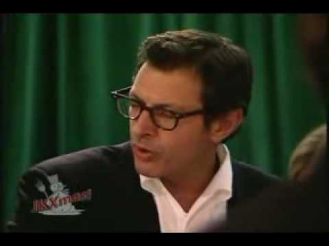 The Jamie Kennedy Experiment: Simply Jeff Goldblum