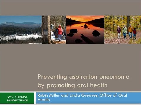 Oral Health and Pneumonia Prevention