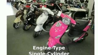9. 2010 Genuine Scooter Co. Buddy 125 - Features [motosheets]
