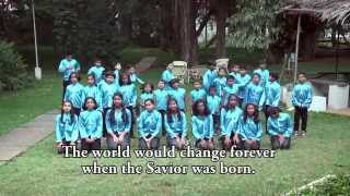 The Night that Heaven Came Down ! - By BMC Kids Choir (Video)