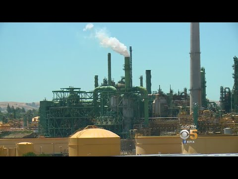 Benicia Mayor Leading Push To End Fossil Fuel Production In California