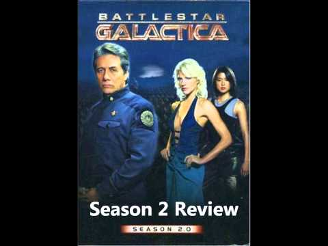 Battlestar Galactica Season 2 Review