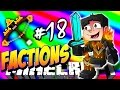 Minecraft FACTIONS VERSUS #18 'BUILDING GOD BOW!' - Treasure Wars S2