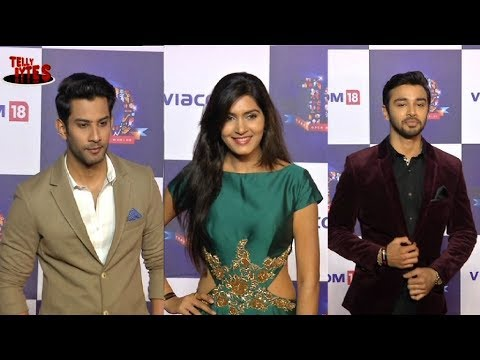 Ek Shringaar Swabhiman Cast At Colors Party
