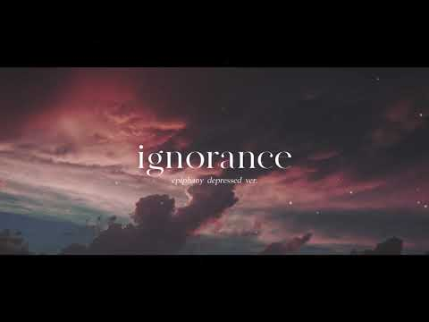"BTS (방탄소년단) ""Ignorance (Epiphany Depressed Ver.)"" - Piano Cover - Thời lượng: 4 phút, 48 giây."