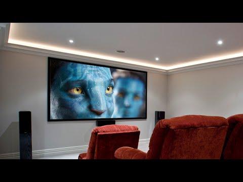 Brilliant Small Home Theatre ideas (видео)