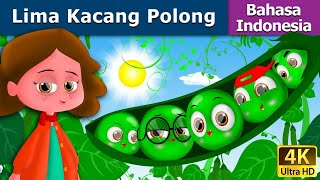 Video Lima Kacang Polong | Dongeng anak | Kartun anak | Dongeng Bahasa Indonesia MP3, 3GP, MP4, WEBM, AVI, FLV Maret 2019
