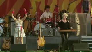 Arcade Fire - New Orleans Jazz Festival 2011 | full broadcast