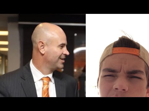 Jeremy Pruitt | Learning about our new HC.