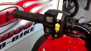 2. HONDA TRX 500 RUBICON 2011