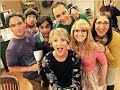 The Big Bang Theory - Christmas Flash Mob 2014