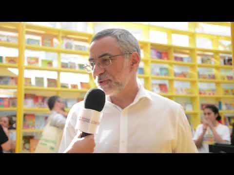 Brasil en Fiesta del Libro
