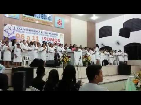 O poder da oração. CONGRESSO UNIFICADO EM GRAJAÚ-MA 2008