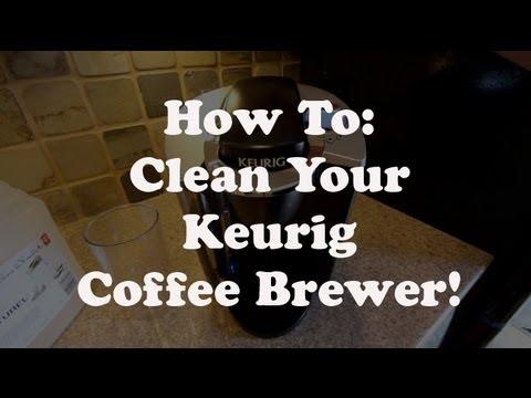 how to drain keurig k40