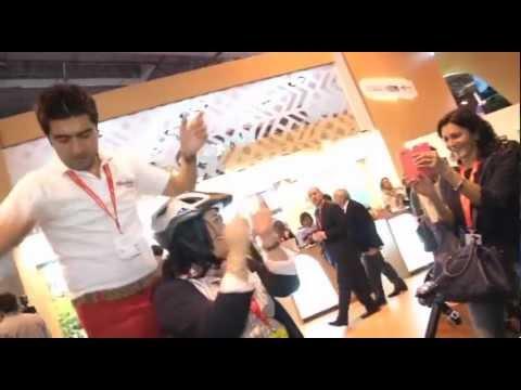 Stand de Colombia se lució en la Feria Internacional de Turismo FITUR 2013