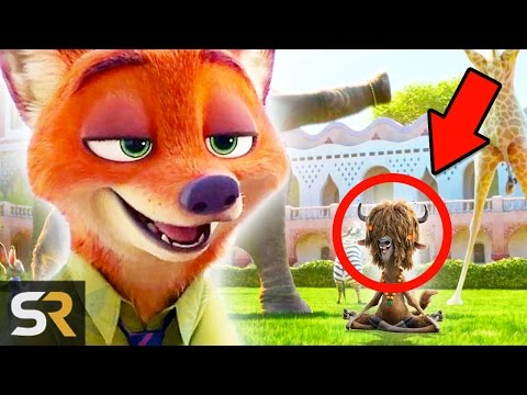 WATCH: 20 Hidden Mistakes In Kids' Movies That You Never Noticed