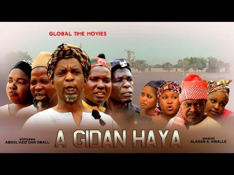 A GIDAN HAYA 3&4 LATEST NIGERIAN HAUSA HAUSA FILM 2020 WITH EGLISH SUBTITLED