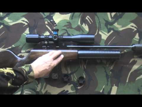 THEOBEN RAPID 7, R7, AIR RIFLE FOR TARGET SHOOTING VERMIN PEST CONTROL