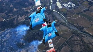 Cloverdale (IN) United States  city photos : Wingsuit Slalom Racing 8,000 Feet Above the Ground