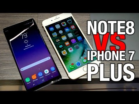 Samsung Galaxy Note 8 vs iPhone 7 Plus: How should Apple respond?