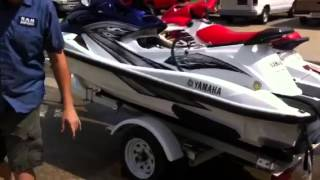 8. 2005 YAMAHA Wave Runner XLT1200