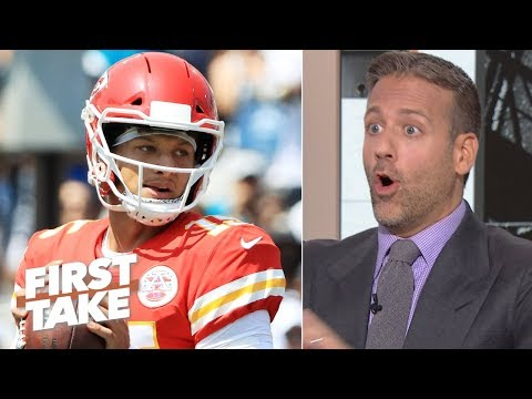 Video: Patrick Mahomes is the best player in football – Max Kellerman | First Take