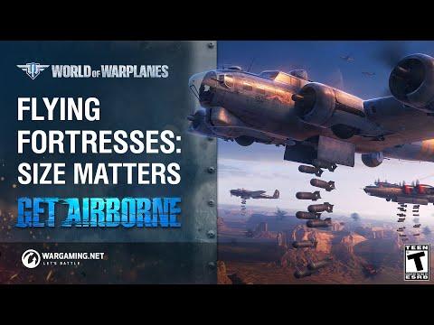 Amerykańskie bombowce - B-17D, B-17G i B-32 - są już dostępne w grze World of Warplanes
