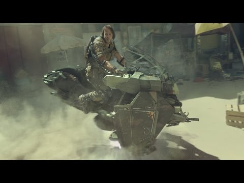 Call of Duty Advanced Warfare – Live Action Trailer (PS4/Xbox One)